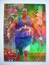 Karl Malone 1997-98 Bowman's Best Cuts REFRACTOR parallel Insert card ***