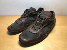 Used - Zapatos PRADA Shoes - Brown & Black - Leather - UK Size 6,5 - Talla 39