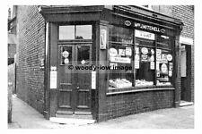 rp17448 - Mrs J Mitchell Shop , Flinton Street ,  Hull , Yorkshire - photo 6x4