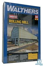 2971 Walthers Cornerstone Rolling Mill - Ashland Iron & Steel HO Scale Kit