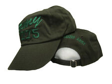 U.S. Army 1775 Olive Green Embroidered Washed Style Hat Ball Cap Cover