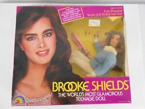 1982 Brooke Shields Doll The Most Glamorous Teenage Barbie Doll  - PLUS BOX -