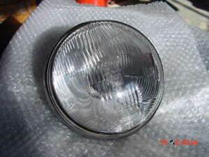 """Scheinwerfer Abblendlicht 7""""  Fiat Ritmo 105 – 125  TC von ELMA H4 Lampe.,"""