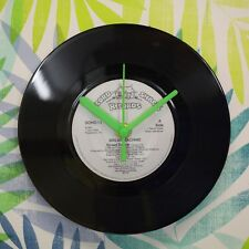 "Break Machine 'Street Dance' Retro Chic 7"" Vinyl Record Wall Clock"