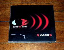 PROMO CD: Band to Band 2000 (Fresh Tracks) Donavon Frankenreiter Zachary Walker
