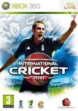 Xbox 360 - International Cricket 2010 **New & Sealed** Official UK Stock