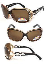 363843a545 New Oversized Rhinestones Women Fashion Polarized Len Sunglasses - Brown  RE59POL