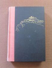 SEVEN YEARS IN TIBET by Heinrich Harrer 1st edition stated HCDJ 1953  film movie