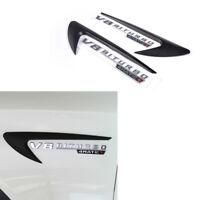 Side Fender Air Wing Vent Flossen Flaps für Mercedes C/E/S KLASSE W205 W204 W213