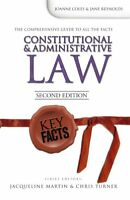 Key Facts: Constitutional and Administrative Law Second Edition By Jane Reynold