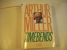 Timebends Arthur Miller Illustrated Marilyn Monroe VGC 33-4B