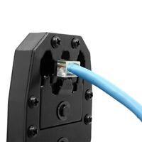 Network RJ45 CAT5 RJ11 RJ12 LAN Cable Wire Crimper Crimp Plier Strip Tool IY