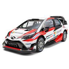 TAMIYA RC 58659 TOYOTA YARIS GATTINO RACING WRC TT-02 Kit di montaggio 1:10