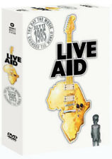 Live Aid DVD (2004) cert E 4 discs Value Guaranteed from eBay's biggest seller!