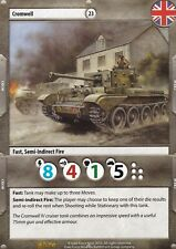 Gale Force Nine 9 - Tanks - Promo - Cromwell