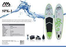 Aqua Marina SPK-1 Inflatable Stand Up Paddle Board SUP - ex demo model