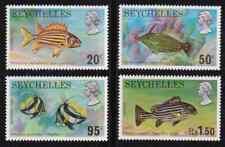 Seychelles - 1974 - Sg 323 - 26 Fishes VF MNH