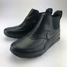New Nike Air Max Thea Mid Pinnacle Shoes Boots Black 861659-001 Women's Size 6.5