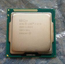 Intel Quad Core i7-3770 3.9Ghz Turbo 3.4 Base Bare Desktop CPU SR0PK