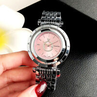 2020 New PD Watch Stainless Steel Men's & Women's Rotating Crown Watch Gift