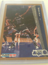 Fleer Not Authenticated 1992-93 Season NBA Basketball Trading Cards