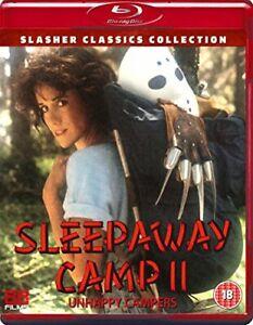 Sleepaway Camp 2 - Unhappy Campers [Blu-ray] [DVD][Region 2]