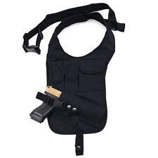 Arm Shoulder Bag Pistol Tactical Hidden Under Gun Armpit Holster Pouch Rig Black