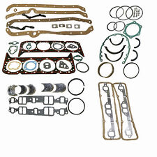 ENGINETECH CHEVY SBC 305 5.0 V8 RERING REBUILD KIT WITH MOLY RINGS 1986 - 1995