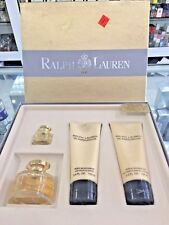 GLAMOUROUS 4 PIECE GIFT SET BY RALPH LAUREN