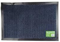 Schmutzfangmatte / Sauberlaufmatte / Fußabtreter - 40x60 cm - BLAU