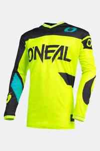 O'Neal Element MX Jersey Yellow-Black - SMALL
