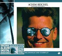 ACHIM REICHEL - MELANCHOLIE UND STURMFLUT  CD NEU