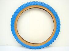 Vintage NOS Cheng Shin 16 x 2.125 BMX Bicycle Blue Tire Wheel