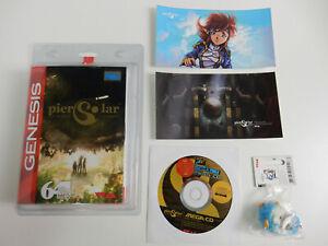 Pier Solar - First Print Edition für Genesis / Sega Mega Drive - CIB - NEW !