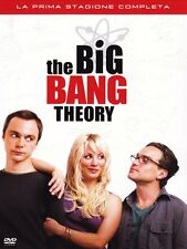 THE BIG BANG THEORY STAGIONE 1 (3 DVD) COFANETTO SERIE TV