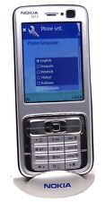 Nokia N73 Silver and Red Plum Used Grade A Unlocked fully working