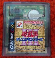 Nintendo Game Boy Color. Yu-Gi-Oh! Duel Monsters III CGB-BY3J-JPN