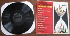 "LP - ""The Original Hit Performances! - The Middle Forties"" - VG"