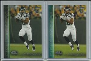 2015 Topps Field Access x2 Tyler Lockett Rookie #148 Seattle Seahawks