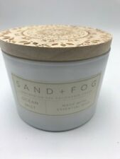 Sand & Fog Ocean Mist 2 Wick Scented Candle 12oz