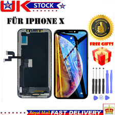 Replacement Digitizer For iPhone X LCD Touch Screen Display Assembly Black Frame