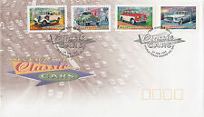 Australia 1997 Australia's Classic Cars FDC SA Stamps (World Trade Centre, VIC)