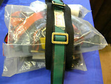 New Rose 6-Foot Adjustable Lanyard W/ Dyna Brake~501222 With Harness!