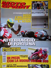 Motosprint 30 2002 biaggi may place Yamaha. as is the ducati 999 [q74]