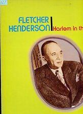 FLETCHER HENDERSON harlem in the thirties US EX LP