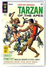 Tarzan #174 Tarzan & the Ant Men! Gold Key Comic Book ~ Fn/Vf
