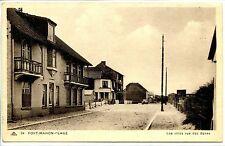 CP 80 SOMME - Fort-Mahon-Plage - Les Villas rue des dunes