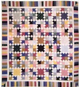 A Dozen Dizzy Diamonds Quilt Pattern - Stash Buster - Easy!