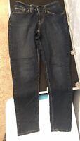 Women's Levi's Signature Curvy Skinny Size 6M. Dark Wash Jeans Pants