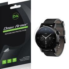 6x Dmax Armor HD Clear Screen Protector for Motorola Moto 360 (2020, 3rd Gen)